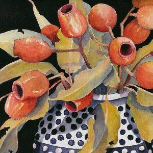 Watercolour - Gumnuts