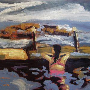 Vicki Ratcliff Artist Pittwater Artists Trail Cindy Milman Image