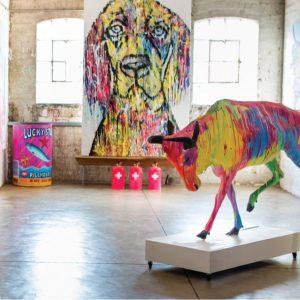 Vicki Ratcliff Artist Pittwater Artists Trail Diezel Image