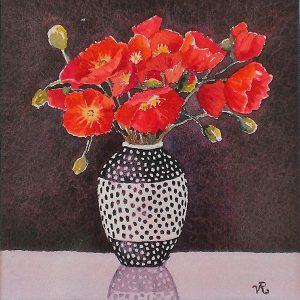 Miniatures - Poppies